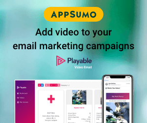 playble video email